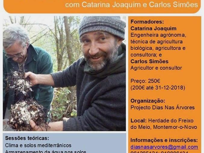 Agricultura em solos mediterrânicos: fertilidade, fertilização e biofertilizantes